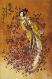 Goddess of Prosperity Posters