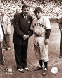 Babe Ruth/Yogi Berra Photo