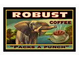 Robust Coffee Giclee Print