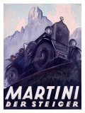 Martini Giclee Print by Otto Baumberger