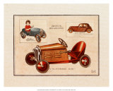 Automobile Eureka Posters by Laurence David