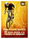 Pena Ciclista Giclee Print by Donat Gouri