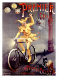 Premier Cycles Giclee Print