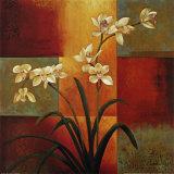 White Orchid Pôsters por Jill Deveraux