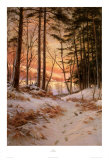Afterglow Art by Joseph Farquharson