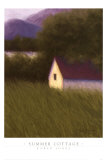 Summer Cottage Posters by Karen Jones