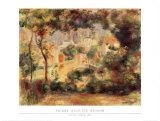 Sacre Coeur, 1896 Poster by Pierre-Auguste Renoir