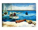 Nassau Giclee Print by Winslow Homer