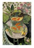 Le poisson rouge, 1912 Affiches par Henri Matisse