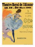 Cleo de Merode Giclee Print by  PAL (Jean de Paleologue)