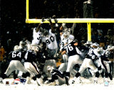 Adam Vinatieri - 2001 Divisional Playoffs vs Oakland Raiders Photo
