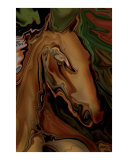 The Horse Photographic Print by Rabi Khan