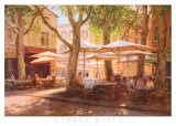 Summer in Provence Prints by George W. Bates