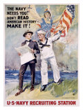 The Navy Needs You! Giclee Print