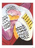 Le rêve Reproduction procédé giclée par Henri Matisse