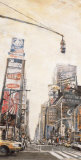 Times Square II Prints by Matthew Daniels