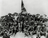Theodore Roosevelt and The Rough Riders Photo