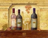 Wine Gathering III Poster von G.p. Mepas