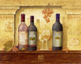 Wine Gathering III Posters by G.p. Mepas