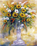 Classic Bouquet Prints by Rian Withaar