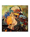 Gustav Klimt Baby Giclée-Druck von Gustav Klimt