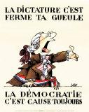 Bicentenaire Revolution Francaise Prints by Loup