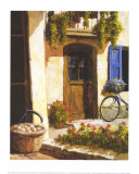 Back from the Market Prints by Gilles Archambault