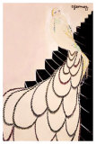Mistinguett, Maquette Giclee Print by Charles Gesmar