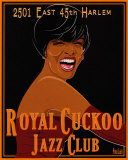 Royal Cuckoo Prints by Poto Leifi