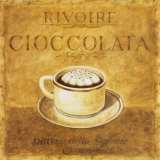 Cioccolata Posters by Herve Libaud