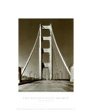 The Golden Gate Bridge, Summer Morning Prints