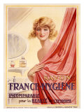 Savon France-Hygiene, 1925 Giclee Print