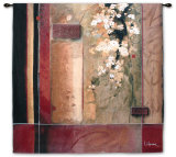 Summer Bloom Wall Tapestry by Don Li-Leger