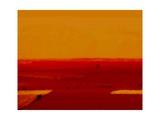 Red Land Posters av Kenny Primmer