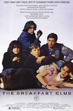 club de los cinco, El (Breakfast Club, The) Posters