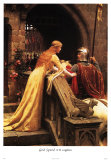 God Speed, c.1900 Poster af Edmund Blair Leighton