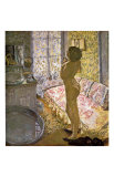 Nude Against the Light Giclee Print by Pierre Bonnard