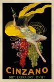 Asti Cinzano 1920 Stampe di Leonetto Cappiello
