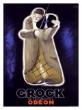 Grock Giclee Print