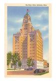 Mayo Clinic, Rochester, Minnesota, Art Print