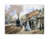 Sentimental Journey Prints by Alan Maley