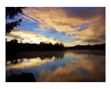Adirondack Tranquility Photographic Print by Benjamin Smith