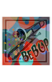 Big Band Giclee Print