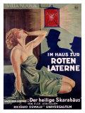 Im Haus Zur Roten Laterne Giclee Print by Hans Neumann