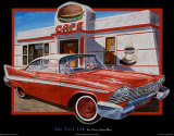 The Cafe Car Prints by Don Stambler