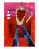I Love You Giclee Print by Elena Ray