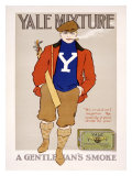 Yale Mixture Giclee Print