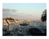 Cityscape of San Francisco Photographic Print by Miska Slock