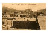 Taos Pueblo, New Mexico, Art Print