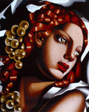 L&#39;&#233;clat Posters par Tamara de Lempicka